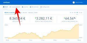 comprar Bitcoin en Coinbase
